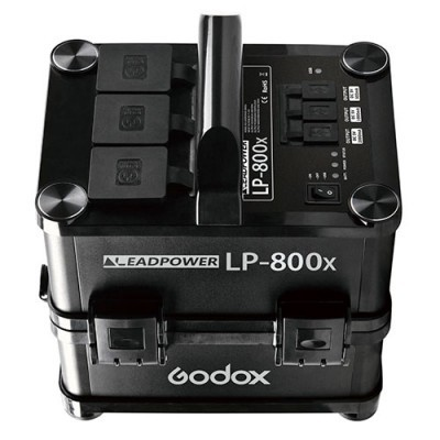 Car Camera Rig GODOX INVERTER LP800X